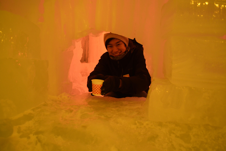 2 Day Stunning Tour To Two Ice Festivals Sounkyo Lake Shikotsu And Biei Snow Fields Round Trip From Soro