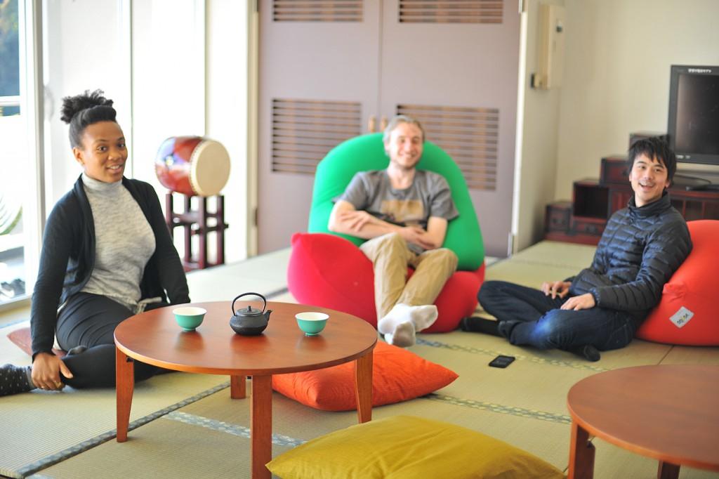考山熱海溫泉旅館&青年旅舍